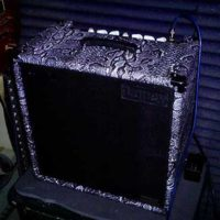 amp cab conversion